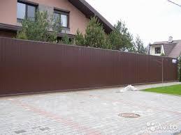 забор 4