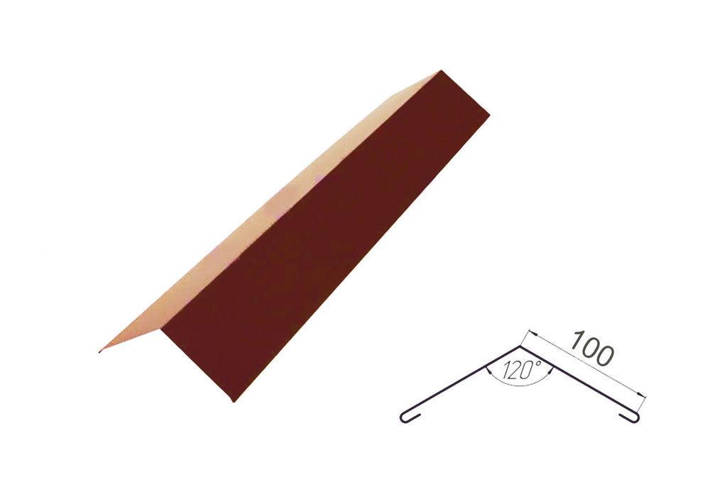 уголок для крыши из профнастила